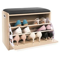 Shoe Storage Unit, Shoe Storage Solutions, Shoe Storage Cabinet, Bench With Shoe Storage, Seat Storage, Closet Storage, Shoe Rack With Shelf, Hanging Closet Organizer, Shoe Bench