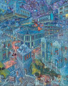 London, UK Artist: Caio Locke
