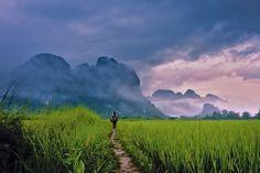 Vang Vieng, le joyau d'émeraude de l'asie