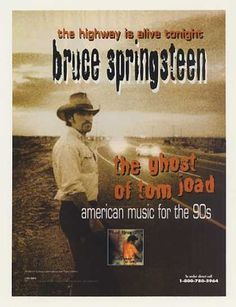 1000 Images About Springsteen Posters On Pinterest