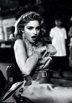 The material girl