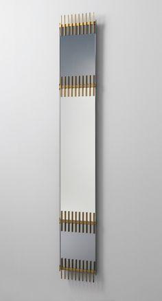 PHILLIPS : NY050213, ETTORE SOTTSASS, JR., Large mirror