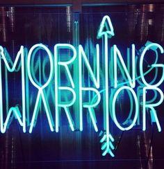 Neon - Morning Warrior