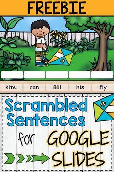Google Classroom, Classroom Fun, Classroom Activities, Learning Activities, Kindergarten Freebies, Kindergarten Learning, First Grade Reading, 1, Writing Resources