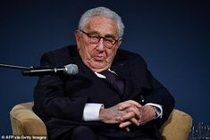 The famous presidential foreign policy adviser demanded a global collaborative vision and program and adherence to the principles of the liberal world order. Henry Kissinger, Coach K, International Health, Manhattan Project, The Marshall, Celebrities Before And After, World On Fire, Opinion Piece, Intensive Care Unit