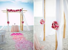 Beach Ceremony tent