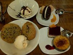 assorted desserts... @ the buffet, aria hotel - las vegas, nv