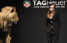 Cara Delevingne is the new ambassador of Tag Heuer!