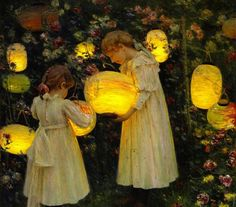 "detailedart: ""Study of analogy beetween lanterns in paintings and jellies. Japanese Paper Lanterns, Aesthetic Painting, Detail Art, Canadian Artists, Renaissance Art, Art Sketchbook, Cool Artwork, Art Day, Painting Inspiration"