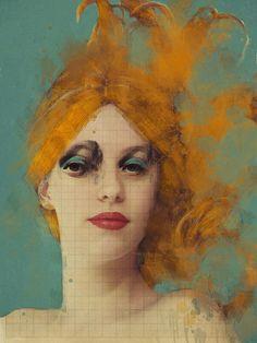 Golden Girl II |    -   Artist: Sarah Jarrett  -