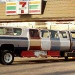 16 Incredibly Ugly Cars Owned by Creative People 11