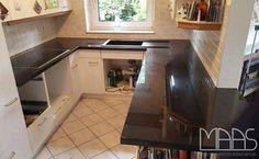 Von einer alten Holz Arbeitsplatte bis hin zur Granit Arbeitsplatte Nero Devil Black!  http://www.arbeitsplatten-deutschland.com/aktuelle/projekte-oldenburg-granit-arbeitsplatten-nero-devil-black