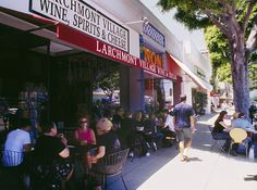 Larchmont Village Wine and Cheese