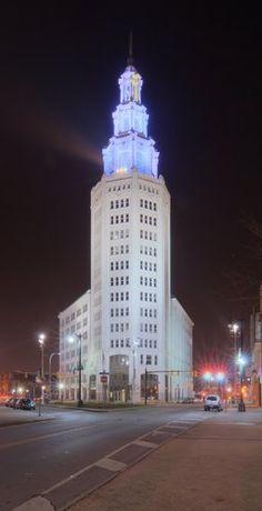 My favourite building in Buffalo! Electric Tower, Buffalo, NY