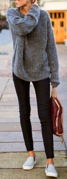 Cute outfit to try this fall - Miladies.net