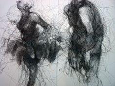 Kamilsmala aka Kamil Smala (Poland) - Sketch 4, 2007     Drawings: Pen + Ink