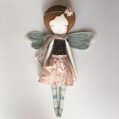 ✨Liberty Lavender Dolls -Heirloom Doll Fairy
