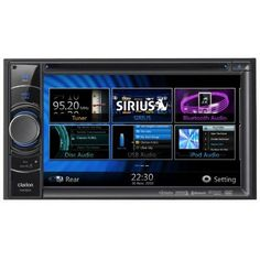 Clarion NX501 7-Inch Single DIN Multimedia Control Station with Touch Panel Control, USB and Built-In-Navigation/Bluetooth by Clarion. $529.95. Amazon.com                 Clarion's NX501 offers all the features of the NZ501 in a 2-DIN package--a premium audio/video navigation unit with built-in GPS navigation, built-in Bluetooth for hands-free calling and audio streaming, and USB, iPod, and iPhone compatibility. iPod video playback is also available using an optiona...