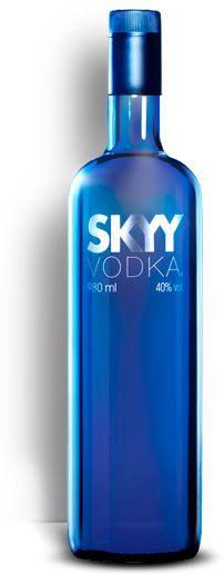 SKYY vodka leva consumidor para o Mercedes Bens Fashion Week Nova York