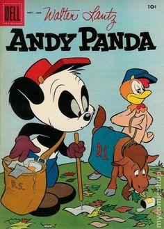 Andy Panda #40