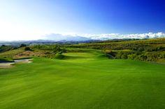 3rd hole at Tierra Rejada Golf Club  476 yard par 4
