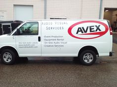Simple vinyl lettering and graphics are a great way to get your name out there. Vehicle wraps are the most cost effective form of advertising available!