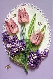 ✩ Check out this list of creative present ideas for people who are into photograhpy Quilled Roses, Paper Quilling Flowers, Paper Quilling Patterns, Origami And Quilling, Quilling Paper Craft, Paper Crafts, Quilling Work, Neli Quilling, Quilling Instructions