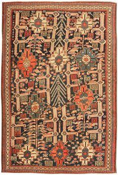 beautiful rugs $$  Antique Shirvan Rug 43304 - by Nazmiyal