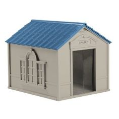 The suncast dh250 dog house the most popular of all for Suncast dh250 dog house