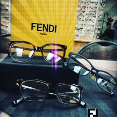 Prate Family Eye Care is excited to introduce Italian superbrand Fendi to our office. The Fendi eyewear collection is the perfect balance of statement and everyday sophistication. Try them on just in time for New Years! #PrateEye #Fendi #FendiEyewear #NewYear #NYE2018