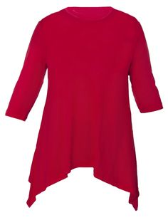 Womens Tunic Top. Long Tunic 3/4 Sleeve - Womens Modest Clothing. Modern, Yet Modest Clothing. Casual Modest Clothes.