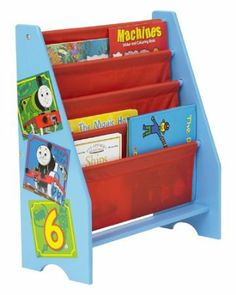 Thomas  Friends Sling Bookcase: Amazon.co.uk: Kitchen  Home