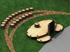 Outdoor Classroom by Tim Bowman