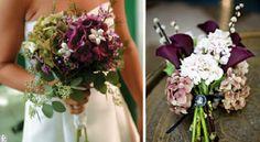 Bouquet colours!