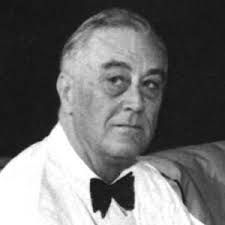 Franklin Delano Roosevelt (January 30, 1882 – April 12, 1945), commonly known as FDR, was an American statesman and political leader who served as the 32nd US President from 1933 until his death in 1945.