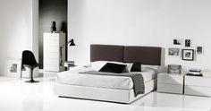 Bontempi - #Letto VICTOR #casa #salerno #arredamento #design #interiordesign