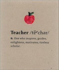 I love all my teachers :-) The best ones just love