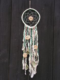 Bohemian Dreamcatcher  Natural Boho Home by WildForestGallery, $38.00