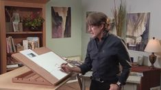 Preview   Watercolor Painting with Thomas Schaller: Perspective and Design