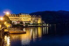 Grand Hotel at Night by Gerald Tallafuss on 500px