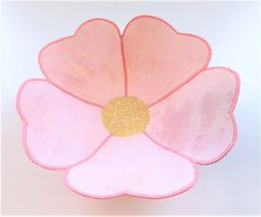 Cherry Blossom Fabric Bowl by BarbarasArtQuilts on Etsy