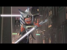 Ahsoka Tano Tribute - Angel With A Shotgun - YouTube