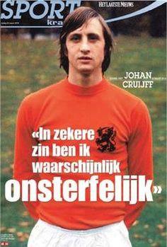R.I.P. Johan Cruijff