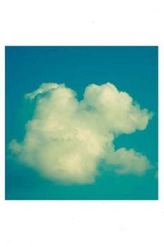 The Cloud Art Print unframed