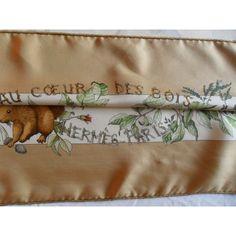 HERMÈS : AU COEUR DES BOIS - Expert-Vintage