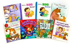 Groupon - Giant Hardcover Storybook Eight-Book Collection in Online Deal. Groupon deal price: $32.99