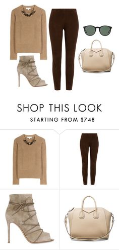 """""""Crystal Keffler STS"""" by sabbtenn on Polyvore featuring Burberry, Ralph Lauren Black Label, Gianvito Rossi, Givenchy, Polo Ralph Lauren, women's clothing, women's fashion, women, female and woman"""