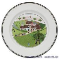 Villeroy & Boch Design Naif Bread and Butter Plate Wedding 17 cm