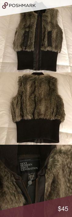 Spotted while shopping on Poshmark: Cute vest! #poshmark #fashion #shopping #style #Jackets & Blazers