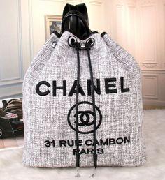 shosouvenir :CHANEL Women Shopping Bag Leather Tote Handbag Satchel Shoulder Bag